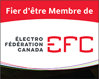 Membre de l'Électro Fédération Canada